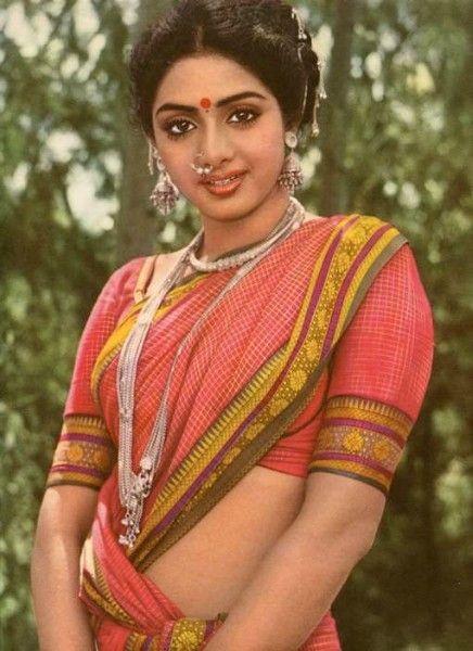 SRIDEVI | Most beautiful indian actress, Beautiful