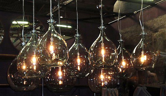 industrial style light fixtures | One of my loves is lighting design. Lighting and light fixtures can ...