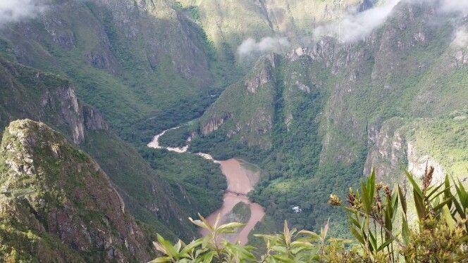 Vista de Huaynapicchu