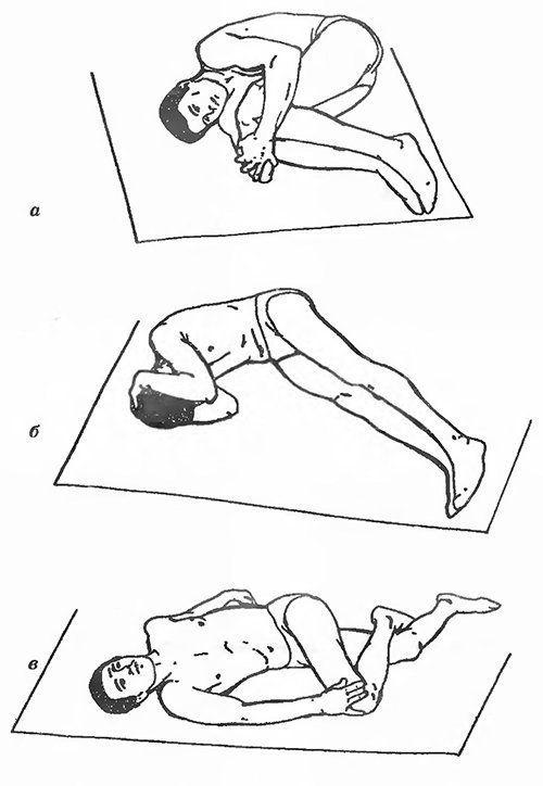 Люмбаго или замороженная спина: упражнения на растяжение мышц