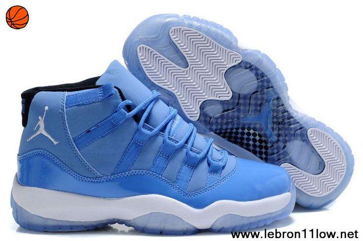 University Blue/White Air Jordan 11 Retro