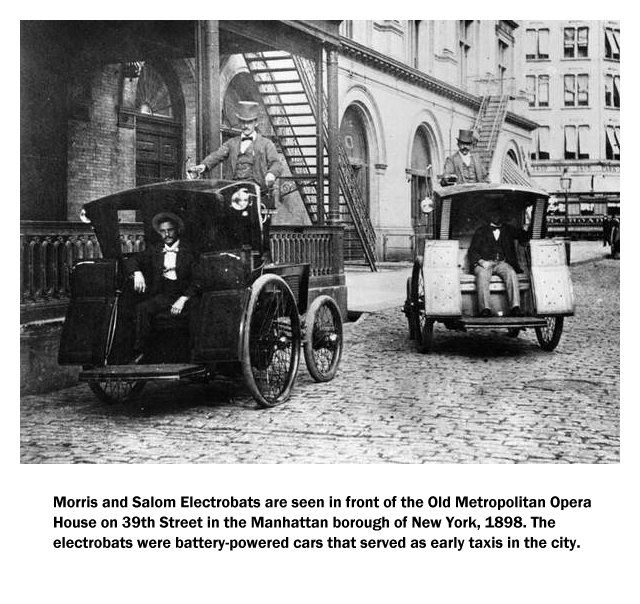 Best Electric Cars From The Past Images On Pinterest
