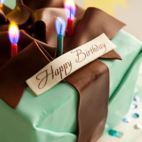 Savage Birthday Cake