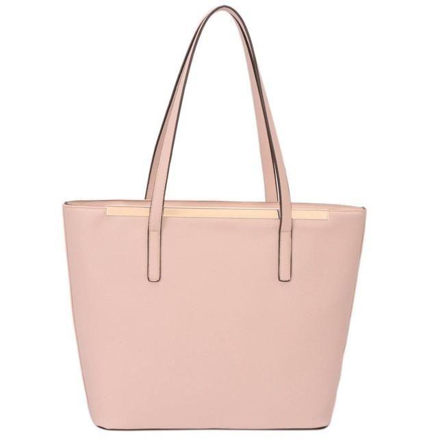 Casual Pocket Tote Bag
