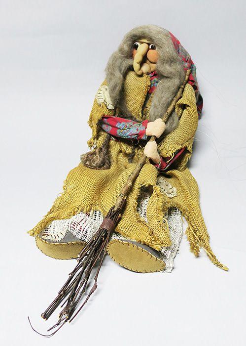「ゾゾさん」 角野栄子の魔女人形コレクションより