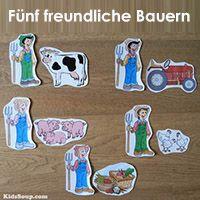 Spiele Zum Thema Bauernhof