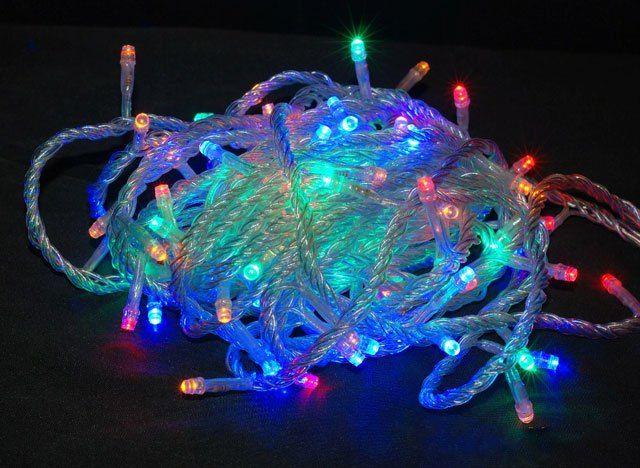12 best led string lights images on pinterest christmas tree indoor led color changing christmas lights aloadofball Images