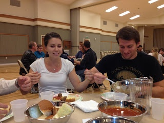 Kolob YSA Ward: Tied Up Dinner