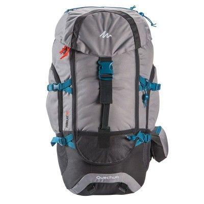 Trekking Wandern, Trekking - Trekkingrucksack Forclaz 50 l QUECHUA - Rucksäcke