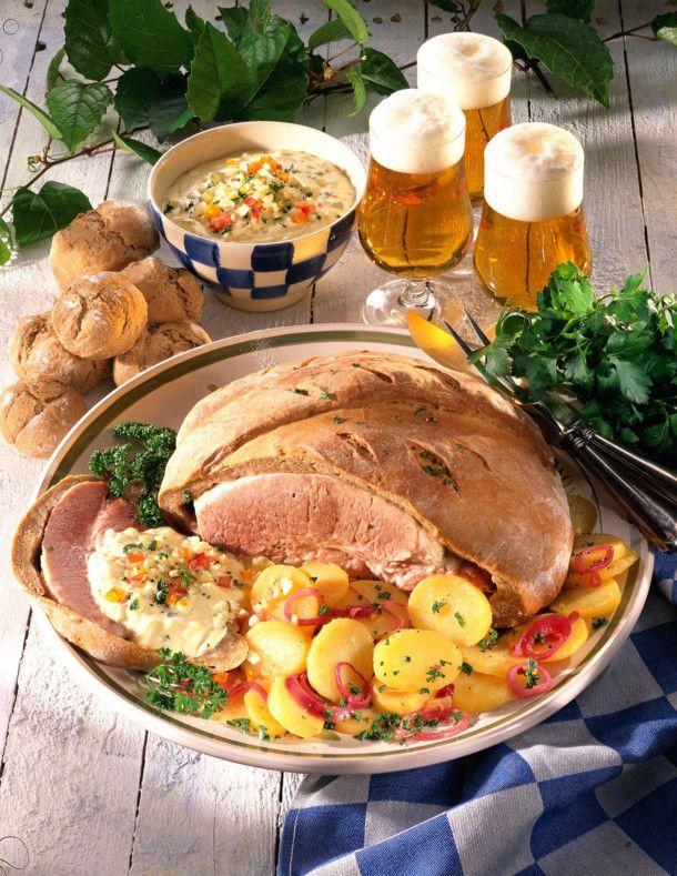 Unser beliebtes Rezept für Schinken im Brotteig und mehr als 55.000 weitere kostenlose Rezepte auf LECKER.de.
