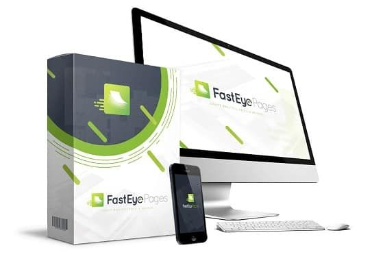 FastEye Pages – what is it? FastEye Pages is a new software that will help you build ultrafast and high converting landing pages & websites without any single line of code with the help of over 70+ high converting pre-tested templates from over 10 industries to swipe and deploy.