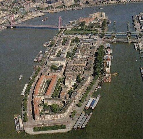 Rotterdam - Noordereiland