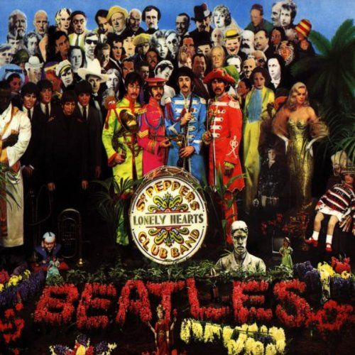 "The Beatles "" Sgt. Peppers Lonely Hearts Club Band "" 2 lp"