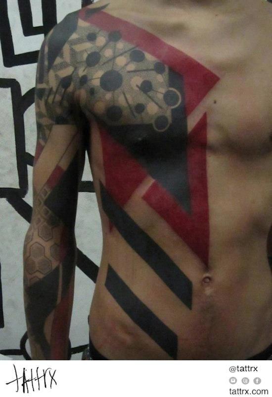 Kostek Stekkos #ink #tattoo