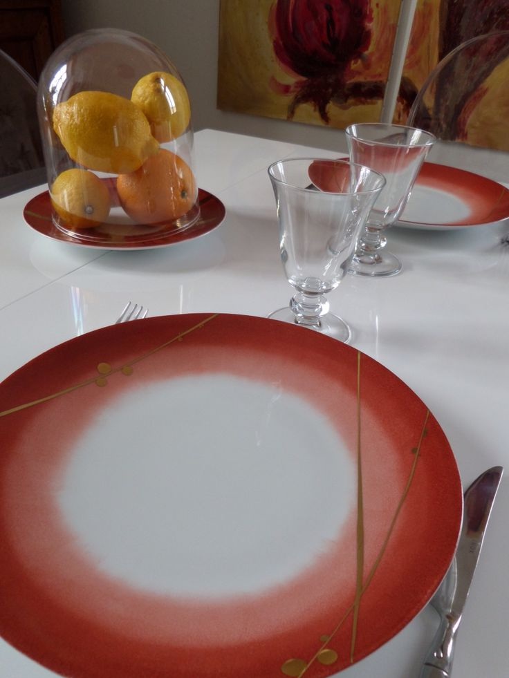 Porcelaine Limoges NL14 peint main