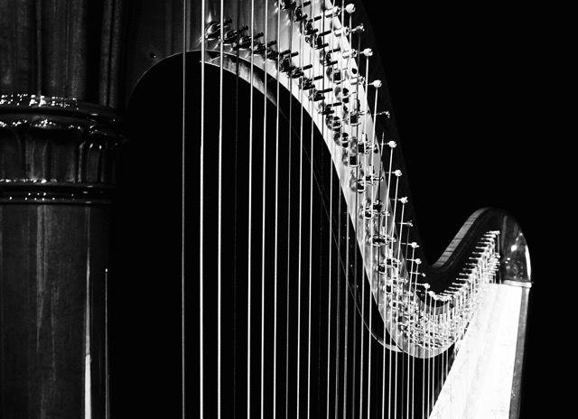 Illuminated (1) | muziekinstrumenten, musical instruments, fotografie, photography, art, artistic, kunst
