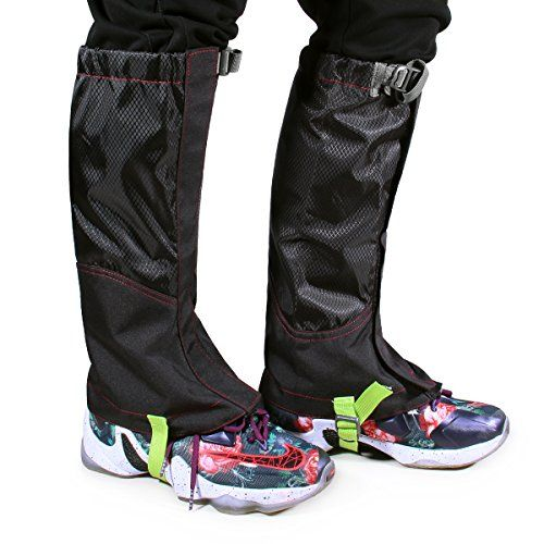 Hiking Gaiters Gimsan Snow Gaiters Camping Mountain Climbing Leg Gaiters Made of Oxford Fabric for Biking Boating Fishing Skiing Snowboarding Hiking Climbing Hunting   https://huntinggearsuperstore.com/product/hiking-gaiters-gimsan-snow-gaiters-camping-mountain-climbing-leg-gaiters-made-of-oxford-fabric-for-biking-boating-fishing-skiing-snowboarding-hiking-climbing-hunting/