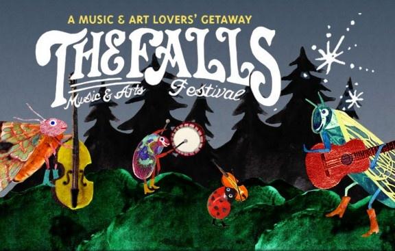 Falls Festival 2012/2013 - Tassie