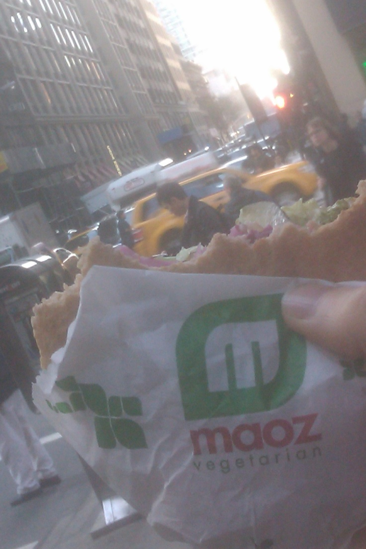 Vegetarian Restaurants Near Times Square