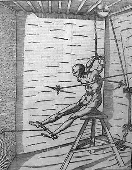 inquisition torture instruments