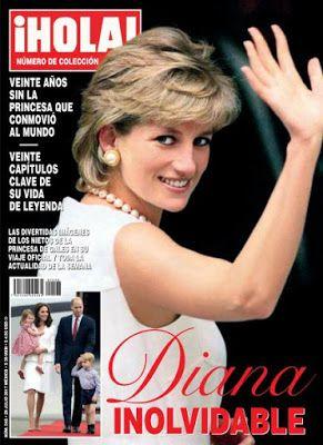 Nombre Revista :  ¡Hola! México                                                                Fecha:  29 Julio 2017        ...