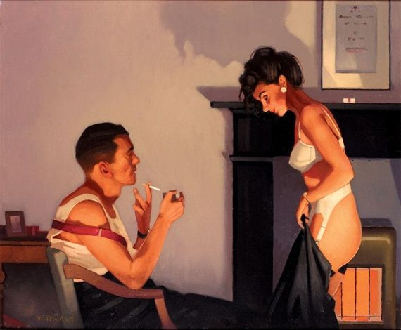 View past auction results for JackVettriano on artnet
