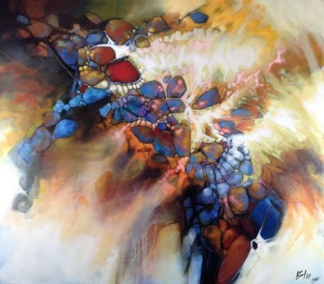 The Evolution Series, art by Blu Smith