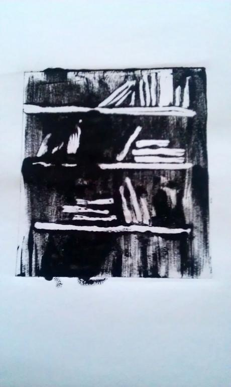 monoprint subtractive (couldn't locate name of artist)