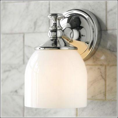 Pottery Barn Bathroom Lighting Bathroom Sconces Sconces