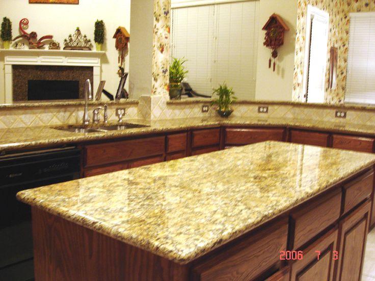 Giallo Napoleon Granite Countertops 876219