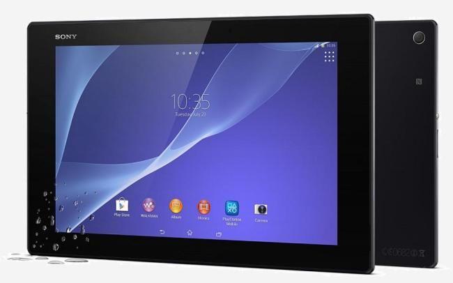 Sony: Νέο κορυφαίο smartphone και το λεπτότερο αδιάβροχο tablet στον κόσμο
