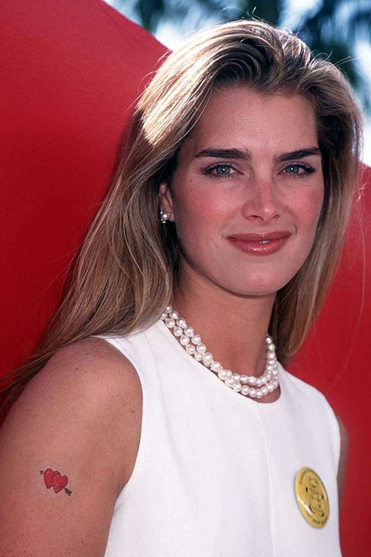 Brooke Shields Blonde Hair Hair Color Ideas And Styles