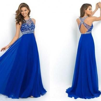 Ulass Elegant Royal Blue Ch..