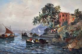 Risultati immagini per pittori romani F. Anivitti
