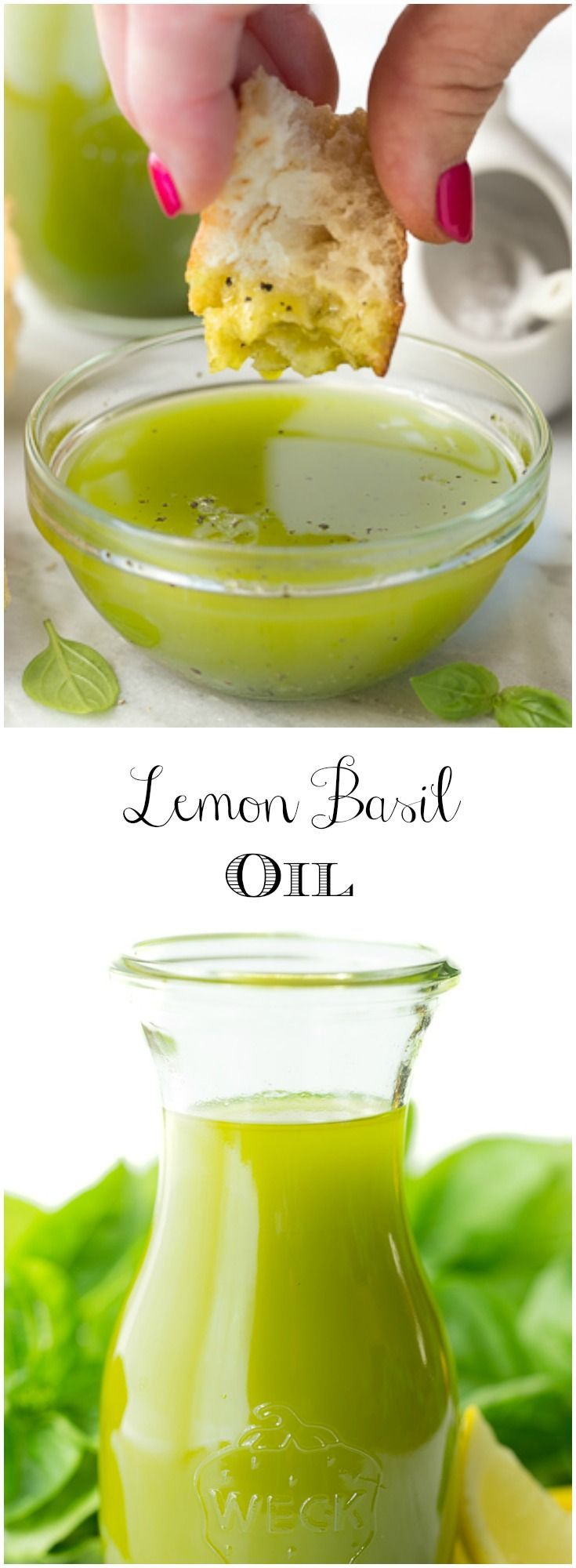 A delicious condiment bursting with the summery flavors of fresh basil and lemon. Delightful for dipping and drizzling!