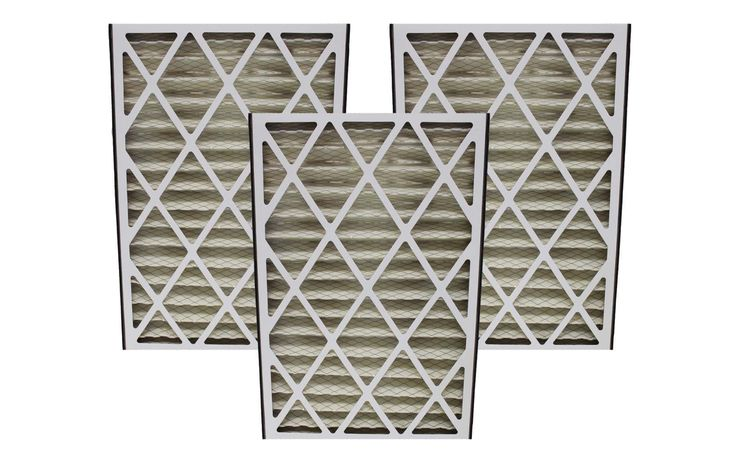 3 Trion Air Bear 16x25x3 MERV-8 HVAC Furnace Filters | Part # 255649-101