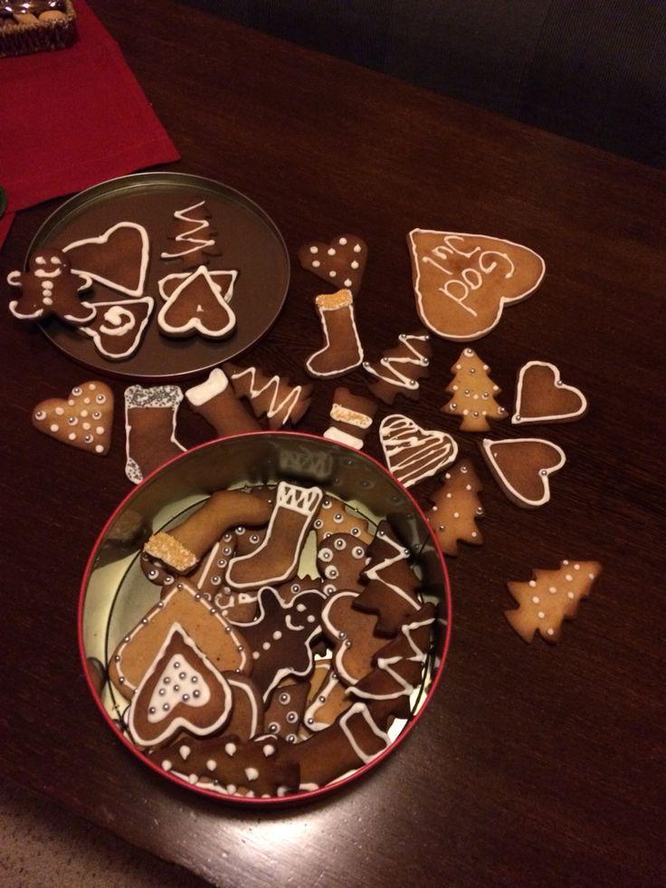 Pepperkaker til jul
