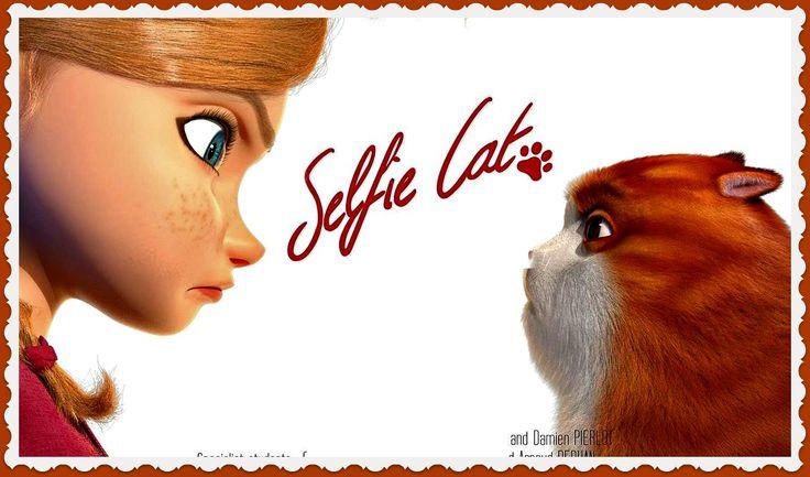 """""""SELFIE CAT"""" VALORES: HUMOR,REDES SOCIALES. https://vimeo.com/album/2298055/video/172574588 Una joven trata por todos los medios de adquirir los codiciados """"LIKE"""" en las  redes sociales."""
