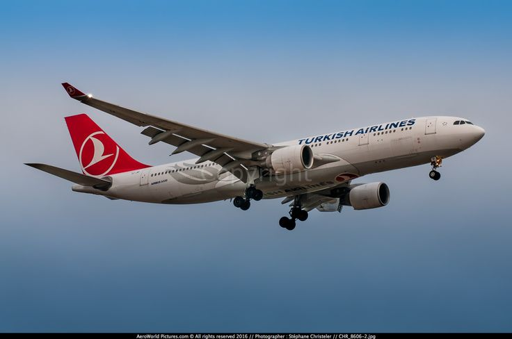 https://flic.kr/p/DeFeYe | CDG.2016_8606-2_awp | Turkish Airlines Airbus A330-223 TC-JIP (cn 876)