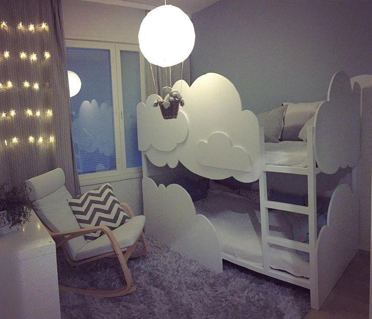 Ikea Kura Bett umgestalten: 35 tolle Ideen für ab…