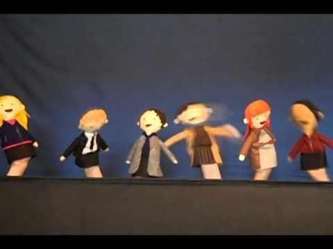 """This is a hilarious Doctor Who parody of Potter Puppet Pals' """"Mysterious Ticking Noise"""" MUST SEE!!!!!"""