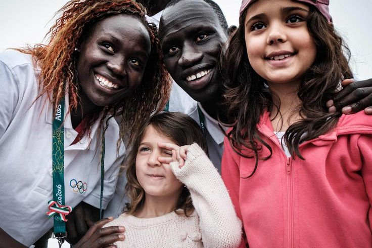 rio olympics 2016 turkey   ... Refugees: 5 Remarkable Journeys to Rio 2016…