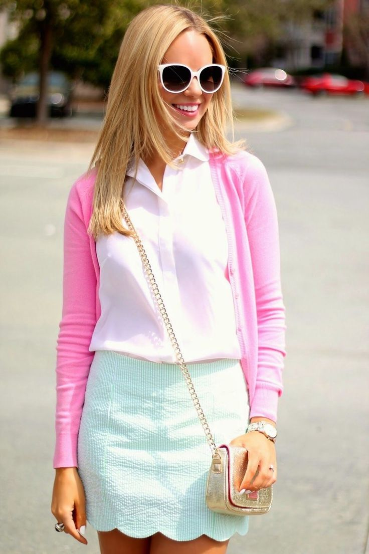 Preppy Girl Outfits Pinterest Images