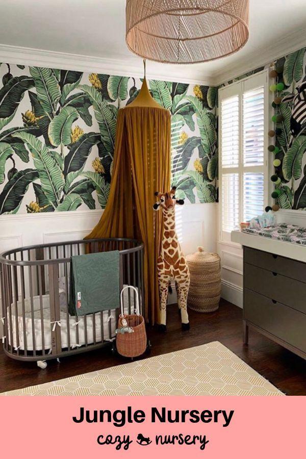 Pin On Safari Baby & Kids Room Decor