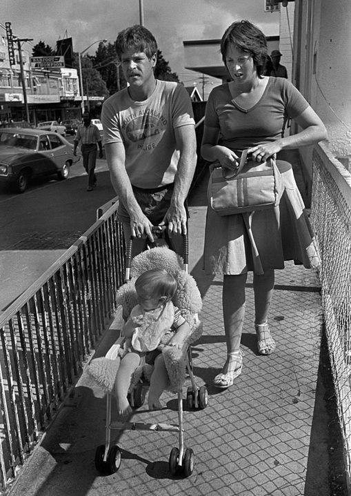Lucien Rizos, Papakura, from A Man Walks Out of a Bar, 1979-1982
