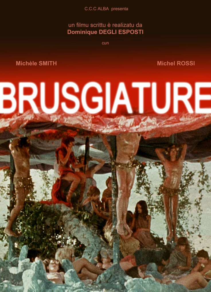 Brusgiature, film de Dominique Degi Esposti