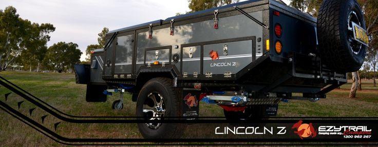 Lincoln Z Off Road Hard Floor Camper Trailer