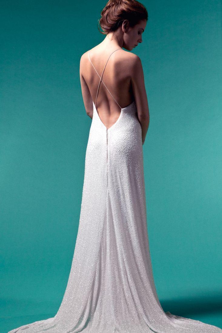 Meryl Suissa robe de mariee sur mesure Paris collection 2015 - La Fiancee du Panda blog mariage- robe Jill
