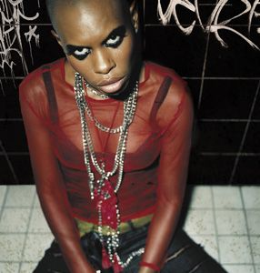 Skin - British indie rock singer (Skunk Anansie)