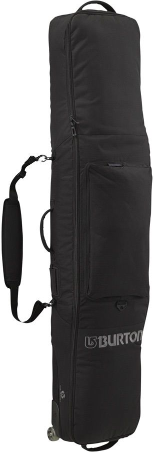 Burton Wheelie Gig Snowboard Bag, 156cm True Black